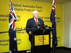 CLIVE Palmer has denied his political party is in danger of imploding before it really gets off the ground.
