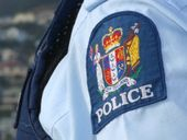 Police are searching for the men who invaded a Waihi house and attacked a man with garden tools they found on the property.