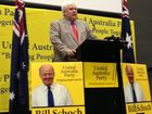 CLIVE Palmer has today hurled mud at his opponent in Fairfax but questions are already being raised about the background of Mr Palmer's own Fisher candidate.