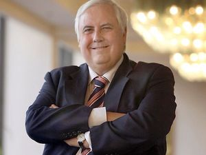 Clive Palmer TV campaign ad (Lobbyists) 2013