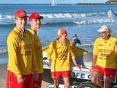 RAIN, hail, shine or ... foam, the Sunshine Coast surf lifesavers have been valiant guardians of the sea again this patrol season.