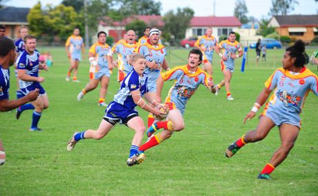 Despite their efforts, Macksville were not able to overcome a fast finishing Coffs Comets outfit going down 40-24 at Allan Gillett Oval.