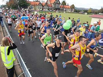 The annual Rotorua marathon was held on Saturday including short course runs. Rotorua Daily Post photographer BEN FRASER was there