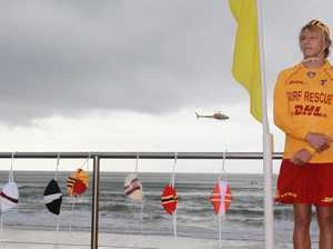 Surf Lifesaving Memorial Day