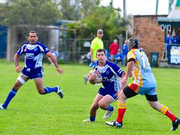 Some of the best action from Coffs Harbour's 40-24 win against Macksville at Allan Gillett Oval.