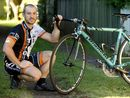PETER Collins' love affair with the FKG Tour of Toowoomba takes an exciting turn this week when the Garden City rider debuts in the event.