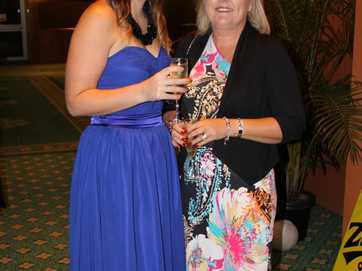 All the fashion and fun of the 2013 Gympie Show Ball.