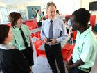 BUNDAMBA State Secondary College students are getting an insight into the business world from some of Ipswich's leading business people.