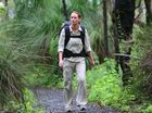 A GRUELLING 900km trek across rough terrain seems daunting but for Nicola Rouse, every drop of sweat counts.
