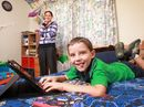 IN THE video game world of Dragon Vale, six-year-old Malakhai is rich with gems.