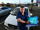BILL Longford is refusing to pay his 20 parking fines – on constitutional grounds.