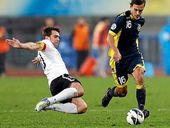IT'S incredible to think that only 12 months ago defender Trent Sainsbury could not make the Central Coast Mariners' team.