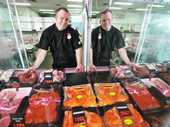 BUTCHER John Farquhar has staked a claim on a recently-vacated store in the Ipswich Mall.