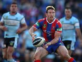 KNIGHTS captain Kurt Gidley will become just the seventh player to notch up 200 games for the club when Newcastle takes on the Raiders at Canberra Stadium.