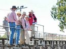 NORTHERN graziers turned out in force this week, to show the government how dire their situation really is.