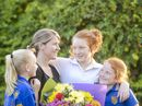 AMANDA Collins won the Daily Examiner Mothers Day competition with a beautiful tribute honouring her mother Stacey Heydon, who died in an accident last month.