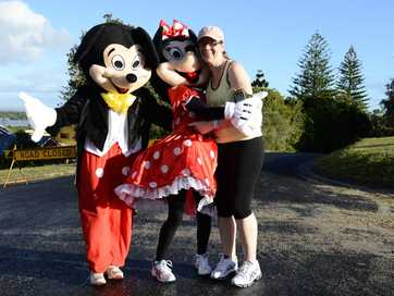Mothers Day Fun Run in Yamba on Sunday morning