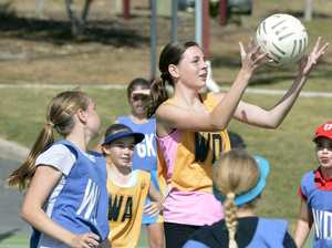 Ipswich Junior Netball