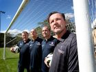 FOUR soccer fanatics from Richlands are about to set out on the journey of a lifetime after signing up to compete at this year's World Masters Games in Italy.