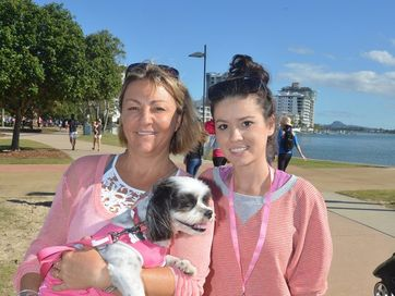 Mother&#39;s Day Walk at Cotton Tree