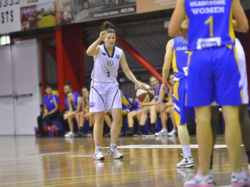 WOMEN'S BASKETBALL: Match against Phoenix Power and Rockhampton Rockets at Kev Broome Stadium, Gladstone.