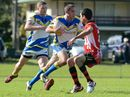 The Mustangs played the Red Devils at Stan Sercombe Oval, Murwillumbah.
