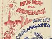 A 1953 jingle was Coolangatta&#39;s first theme song, recorded at Currumbin&#39;s Love St Studios for the Coolangatta Chamber of Commerce.