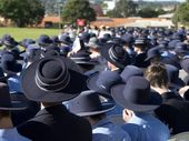 Anzac service at St Mary's College.