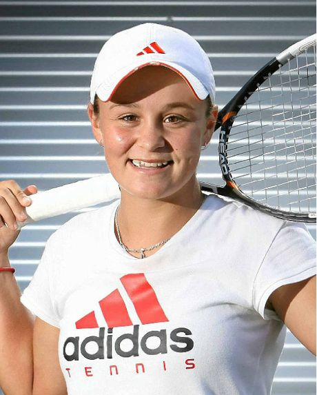 Ashleigh Barty: Barty And Dellacqua Our Best Shot In 35 Years