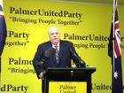 Clive Palmer responds to Federal Budget