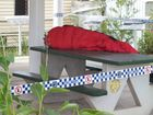 A woman's body was found early this morning at a Mundubbera park.
