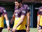 BEN Hunt has always wanted to play in the Brisbane Broncos No.7 jersey.