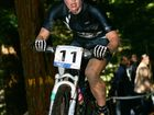 In the early days of mountain bike competition, the distinction between cross-country and downhill were often blurred. And bikes were similar.
