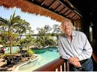 SIR RICHARD Branson is looking to open up his Australian home as a boutique hotel.