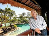 "SIR RICHARD Branson is looking to open up his ""Australian home"" as a boutique hotel."