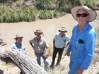 A landholder claims his request to minimise erosion was disregarded by QGC as trenching works begin at his property within the Columboola Creek catchment.