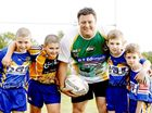 MAYOR Paul Pisasale says former Ipswich Jets coach Glenn Lazarus has the qualities to be a success in his senate run with the Palmer United Party.