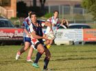 AFTER making the move from Warialda to Warwick, Jaime Abbas has made two Darling Downs schoolboy sporting teams this term.