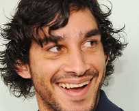 NQ Cowboys co-captain Johnathan Thurston is all smiles in Mackay yesterday, despite sporting bruising from a broken nose.