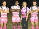 PINK will be the Norths Devils colour of choice when they take on Brothers in the Skills Training Cup at Jack OBrien Park tomorrow.