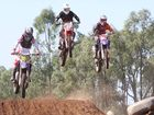 COMPETITION between riders in the Central Queensland Motocross series is getting tight after Round 4 in Emerald at the Mozzie Creek track.
