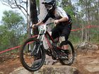 A MOUNTAIN biking crash almost cost former Toowoomba rider Liam Paiaro his ability to walk.