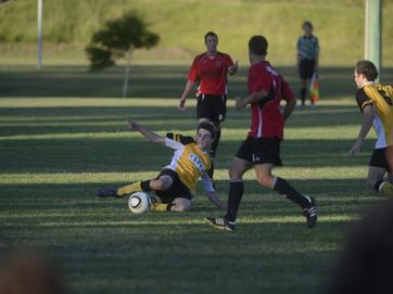 Westlawn Tigers V Coffs United Lions at Barnier Park Junction Hill on Saturday.