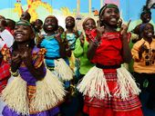 FOR almost two decades, the children of the Watoto Children&#39;s Choir have travelled the world spreading their message of hope.