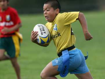Rotorua Rippa Rugby Mini World Cup at Westbrook Rugby Fields.
