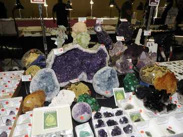 Images frorm Gemfest at Lismore.