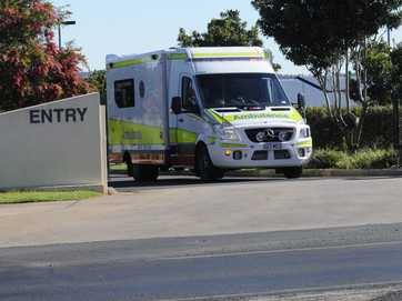 A five year old was critically injured after falling 10 metres from a ride at Highfields, Toowoomba.