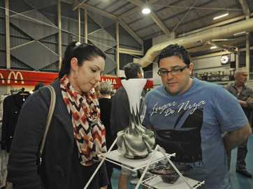 Images from the Antiques and Collectibles Fair at Alstonville.