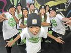 A GROUP of young Sunshine Coast dancers are putting their noses to the grindstone as they prepare to take on the world.