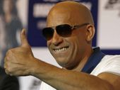 LIKES: Actor Vin Diesel scores even over Barack Obama.